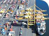 Sea Cargo Rabel Cargo offers a worldwide freight forwarding service by sea, from port-to-port and door-to-door